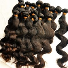 Get the full head of hair that you have always wanted with the highest quality virgin hair extensions from Indian Remy Hair Extension Shop, with us today.