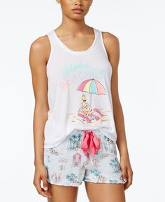 Jenni by Jennifer Moore Printed Flyaway Top, Only at Macy's