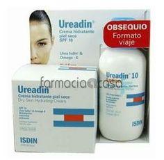 Ureadin Isdin Crema Hidratación Intensa SPF20, 50ml + REGALO Ureadin Loción 10, 100ml http://bit.ly/SjtN73