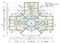 Диагонально-лучевая система проектирования
