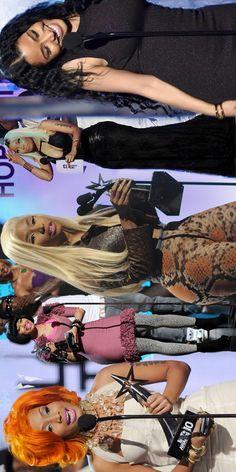 Nicki minaj bet award wins