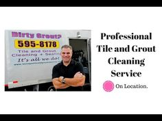 Tile and Grout Cleaning Professional Service