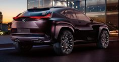 Lexus Execs Aware Of Gaps In Their Model Lineup #Lexus #Lexus_Concept