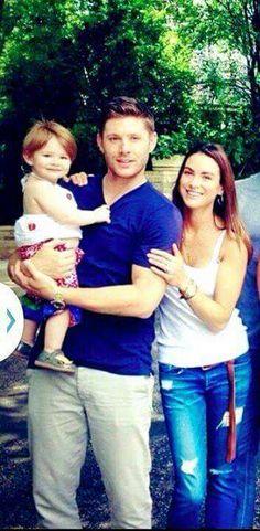 1000+ images about JENSEN AND FAMILY on Pinterest ...