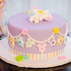 Baby shower *cake decorating kit*