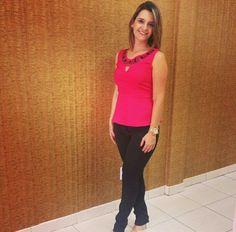 COLEÇÃO OUTONO-INVERNO 2014 - Blusa PEPLUM com calça MONTARIA na  MONAMI BOUTIQUE ☆ Rua 25B, N°72, Setor Oeste ☆ (62) 3877-0566