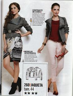 Really LOVE this jacket! From Manequim May 2011 Isabel Marant, Sewing Magazines, Peplum Dress, My Love, Skirts, Image, Dresses, Fashion, Colors
