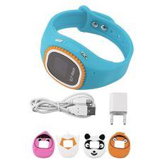 Nette Kinder Kinder Smartwatch GSM GPRS GPS Locator Tracker SOS Alarm Anti-verlorene Armbanduhr Kind Schutz für Android IOS telefon EU //Price: $US $51.59 & FREE Shipping //     #meinesmartuhrende