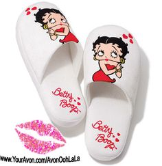 Betty Boop™ Slipper Betty Boop design slide-style slipper. Polyester microsuede fleece upper. ©2013 King Features Syndicate, Inc./Fleischer Studios, Inc. ™Hearst Holdings, Inc./Fleischer Studios, Inc.