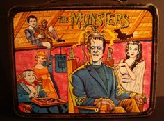 A Munsters Lunch Box