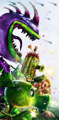 With little to do offline, Plants vs Zombies: Garden Warfare is digging up the daisies