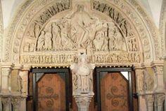 Basilique de la Madeleine - Vézelay