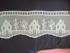Bistro Gardine 7 | Stricken / Häkeln | Pinterest | Crochet and