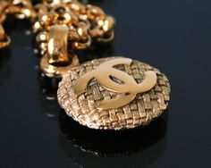 Vintage CHANEL Necklace 1980s by fashionsquid