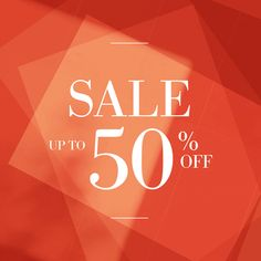 Up to 50% off