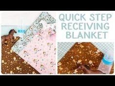 The Self Binding Baby Blanket - YouTube