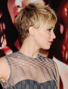 Grow out your hair like J Law | Fashion, Trends, Beauty Tips & Celebrity Style Magazine | ELLE UK