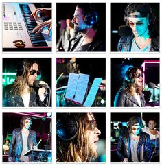 """Stay"" (Rihanna Cover) by 30 Seconds To Mars - Radio 1 Live Lounge, London 9/17/13"