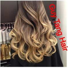 Ombré by Guy Tang on Asian hair - Yelp