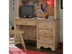 Shop for Lea Furniture Drawer Desk, 085-341, and other Youth Bedroom Desks at Barrs Furniture in McMinnville, TN. 4 Drawers.