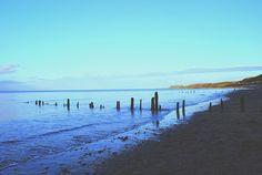 misty sea front sandsend | Flickr - Photo Sharing!