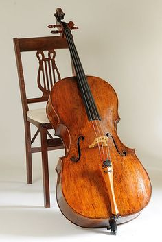 I'd love to learn to play the cello :-)