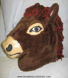 Animal Costume to Rent: Horse