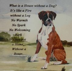 Boxer Dogs BOXER Uncropped with Cute Phrase -One Picture on 16 inch square Fabric Panel for Quilting and Sewing - Boxer And Baby, Boxer Love, Fabric Panel Quilts, Fabric Panels, Fabric Squares, Boxer Puppies, Dogs And Puppies, Doggies, Boxer Breed