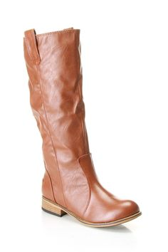 friken brown riding boots.  get in my closet