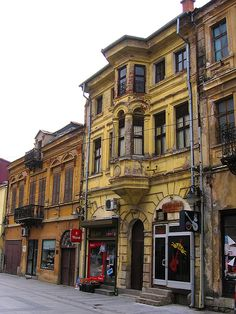 "Street ""Shirok Sokak"" , Bitola, Macedonia"