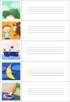 schrijfwerkblad nieuwe versie Veilig Leren Lezen, kern 2 Story Starter, Creative Teaching, Kindergarten, Classroom, Meet, Letters, Activities, School, Kids
