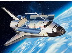 Space Shuttle Atlantis from Revell - Whirlpool Galaxy-Andromeda Galaxy-Black Holes Atlantis, Galaxy Theme, Watercolor Galaxy, Hubble Images, Whirlpool Galaxy, Star Formation, Star Cluster, Andromeda Galaxy, Game Workshop