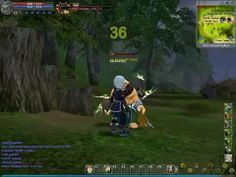 Yulgang [Online] - Raw Gameplay 3 - Yulgang Online is a Anime-inspired Free to play Role-Playing MMO Game (MMORPG)
