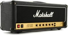 100-watt 1-channel Tube Guitar Amplifier Head with 3-band EQ, and Series Effects Loop with True Bypass Switching