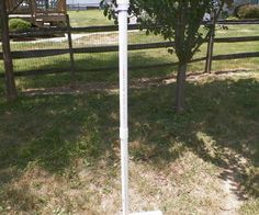 Portable Beer Frisbee Poles - Instructables