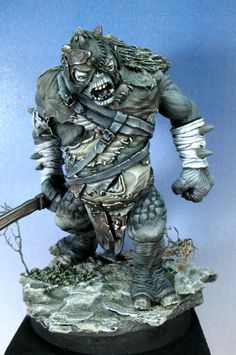 Troll chieftain from