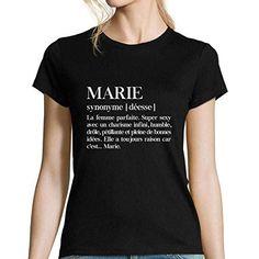 Closset Virginie Sweat Femme Taille Unisexe Pr/énom D/éfinition Humour