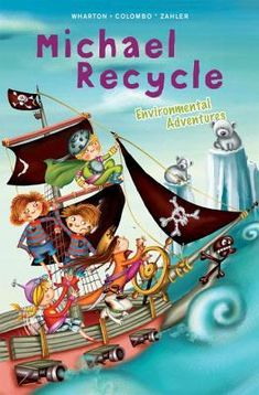 Michael Recycle's Environmental Adventures -- Join environmentally conscious kid crusader Michael Recycle as he makes the eco-friendly leap from books to comics! Michael's green adventures are about to get a whole lot messier when he faces threats to Earth's environment from all over the globe. Collecting the four-issue comic series, these clever stories will delight readers of all ages
