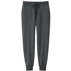 UNIQLO Sweat Pants ($19) ❤ liked on Polyvore featuring uniqlo