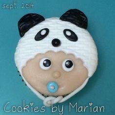 Cupcake bebé.