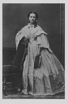 Princess Alexandra of Wales (later Queen Alexandra of Great Britain) (1862)