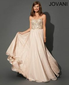 I LOVE this dress. It would be so great on everyone. The top is so sparkly and delicate. It's a nice color. It's great. It would make all the girls feel like royalty!