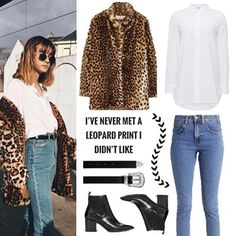 Leopard love.