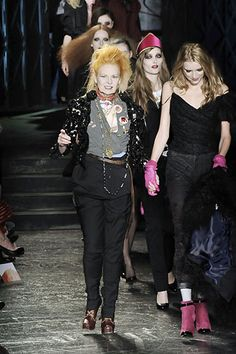 Vivienne Westwood Red Label Fall 2008 Ready-to-Wear - Collection - Gallery - Look 1 - Style.com