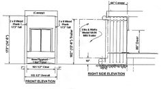 808_drawing_front.gif (630×351) Warehouse, Arch, Floor Plans, Diagram, Industrial, Drawings, Image, Sketches, Bow