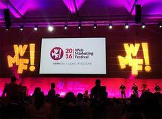 Sono passati dieci giorni dal #webmarketing Festival 2016 e per Yourbiz è venuto il momento di tirare le somme: ecco alcune delle novità più interessanti emerse durante l'evento! #wmf16