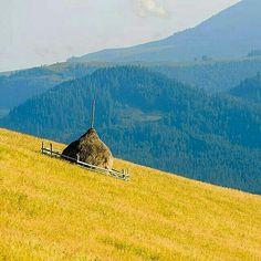 Karpaty, Ukraine