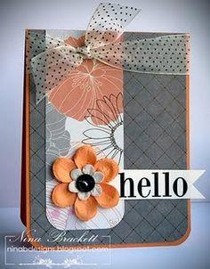 sei lifestyle: cards: Claire