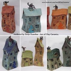 Inside-out by Sonja Guenther - Jars of Clay Ceramics. https://www.facebook.com/JarsOfClayCeramics/