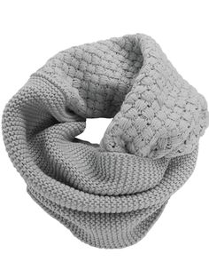 absolutely love this waffle knit infinity scarf!